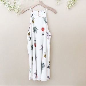 🌷 Lovely Floral Dress 🌷